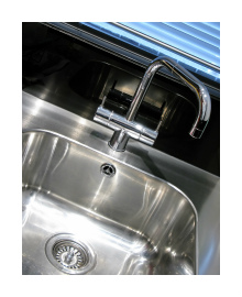 Stainless Steel Sink image